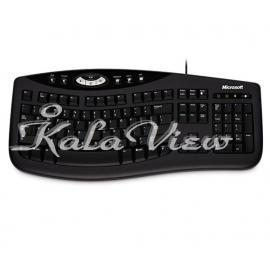کیبورد کامپیوتر مایکروسافت Comfort Curve Keyboard 2000