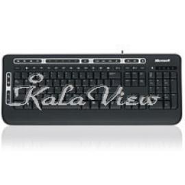 کیبورد کامپیوتر مایکروسافت Digital Media Keyboard 3000