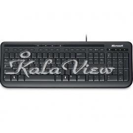 کیبورد کامپیوتر مایکروسافت Wired Keyboard 600