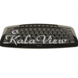 کیبورد کامپیوتر مایکروسافت Wireless Arc Keyboard