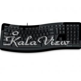 کیبورد کامپیوتر مایکروسافت Comfort Curve 3000 Keyboard