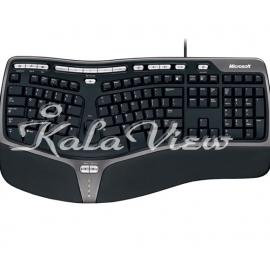 کیبورد کامپیوتر مایکروسافت Natural Ergonomic 4000 Keyboard