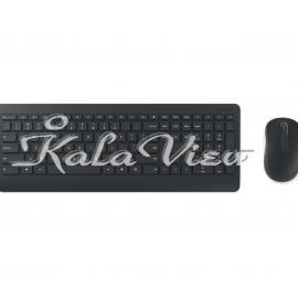 کیبورد کامپیوتر مایکروسافت 900 Keyboard and Mouse