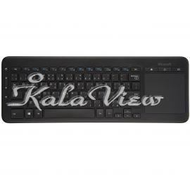 کیبورد کامپیوتر مایکروسافت All in One Media Keyboard With Arabic Letters