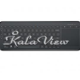 کیبورد کامپیوتر مایکروسافت All in One Media Keyboard