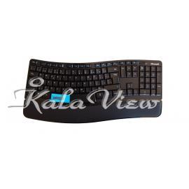 Microsoft Desktop Sculpt Comfort Wireless Keyboard