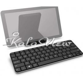 کیبورد کامپیوتر مایکروسافت Wedge Mobile Keyboard