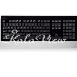 کیبورد کامپیوتر Moshi Luna Low Profile Keyboard With Illuminated Keys