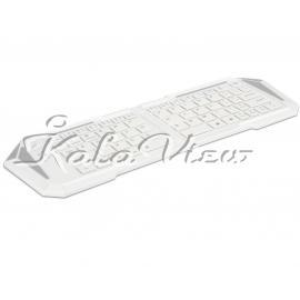 کیبورد کامپیوتر Naztech N5100 WIRELESS KEYBORD