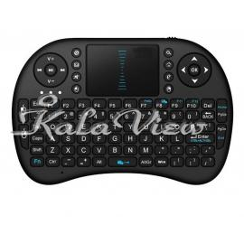 کیبورد کامپیوتر Others RT MWK08 Wireless Mini Keyboard