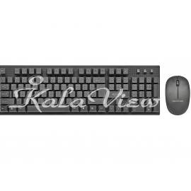 کیبورد کامپیوتر Promate Keymate 3 Keyboard and Mouse