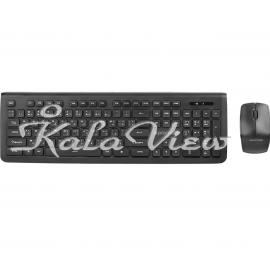 کیبورد کامپیوتر Promate ProCombo 1 Wireless Keyboard and Mouse
