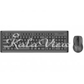 کیبورد کامپیوتر Promate ProCombo 3 Keyboard and Mouse