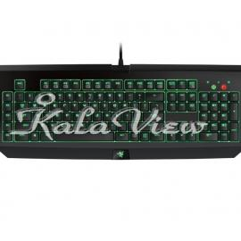 کیبورد کامپیوتر Razer Blackwidow Ultimate Mechanical Clicky Keys Keyboard 2014