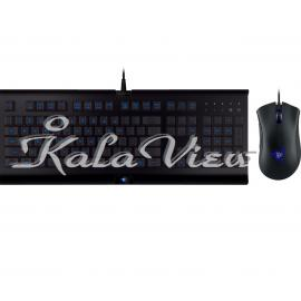 کیبورد کامپیوتر Razer Cynosa Pro Gaming Keyboard And Mouse