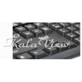 کيبورد رويال مدل K 202 همراه با حروف فارسي