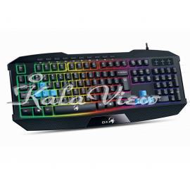 کیبورد کامپیوتر Scorpion K215 Gaming Keyboard