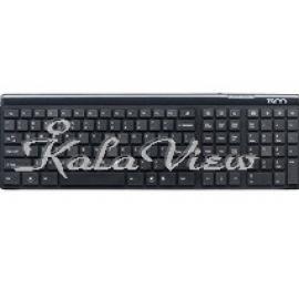 کیبورد کامپیوتر تسکو Keyboard TK 8170 Black