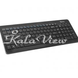 کیبورد کامپیوتر تسکو TK 8016 Wired Keyboard