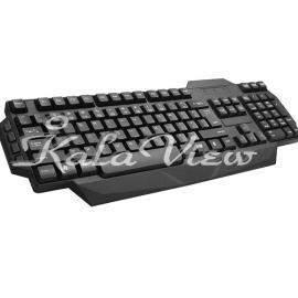 کیبورد کامپیوتر تسکو TK 8112N Wired Keyboard