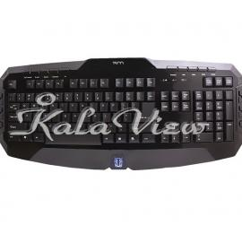 کیبورد کامپیوتر تسکو TK 8118 Wired Keyboard