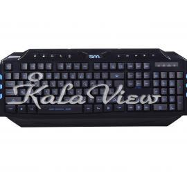 کیبورد کامپیوتر تسکو TK 8120N Keyboard With Persian Letters