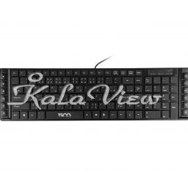 کیبورد کامپیوتر تسکو TK 8157N Keyboard With Persian Letters