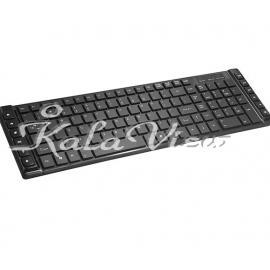 کیبورد کامپیوتر تسکو TK 8157N Wired Keyboard