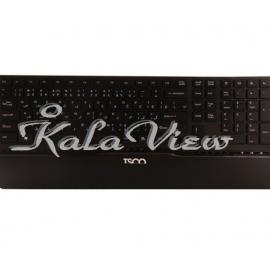 کیبورد کامپیوتر تسکو TK 8160 Wired Keyboard
