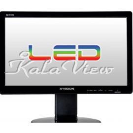 مانیتور کامپیوتر ایکس ویژن X Vision XL1610S 15 6 Inch