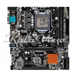 مادربرد کامپیوتر Asrock H110M DVP