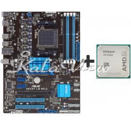 مادربرد کامپیوتر ایسوس M5A97 LE R2 0 with AMD Vishera FX 4320