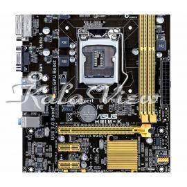 مادربرد کامپیوتر ایسوس H81M K