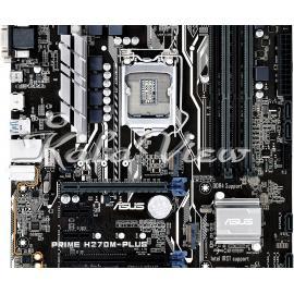 مادربرد کامپیوتر ایسوس Prime H270m Plus
