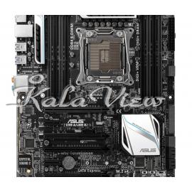 مادربرد کامپیوتر ایسوس X99 A USB 3 1