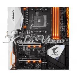 مادربرد کامپیوتر گیگابایت GA AX370 Gaming 5 (rev 1 0)
