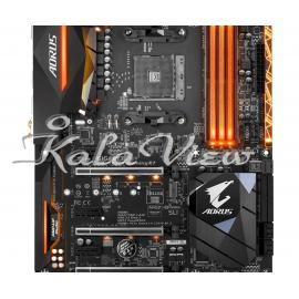 مادربرد کامپیوتر گیگابایت Ga Ax370 Gaming K7 (Rev 1 0)