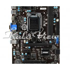 مادربرد کامپیوتر ام اس آی H81M E35 V2