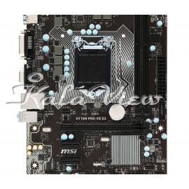 مادربرد کامپیوتر ام اس آی H110M PRO VD D3