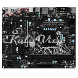 مادربرد کامپیوتر ام اس آی H110M A PRO M2