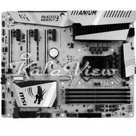 مادربرد کامپیوتر ام اس آی Z170A MPOWER GAMING TITANIUM