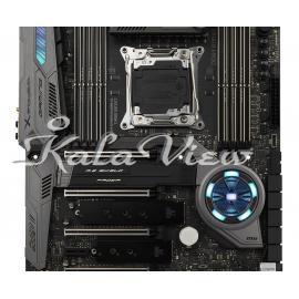 مادربرد کامپیوتر ام اس آی X299 XPOWER GAMING AC