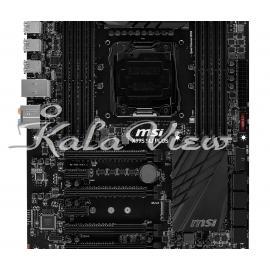 مادربرد کامپیوتر ام اس آی X99S Sli PLUS