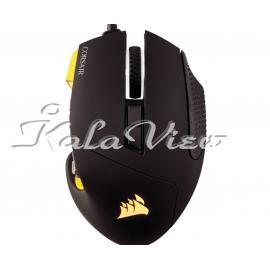ماوس کامپیوتر Corsair Scimitar RGB Y Gaming