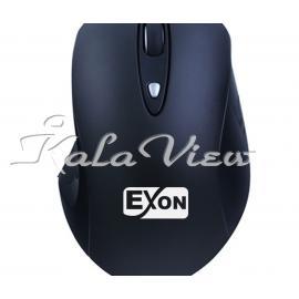 ماوس کامپیوتر Exon 1600 Wireless