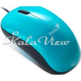 ماوس کامپیوتر جنیوس Stylish BlueEye DX 220