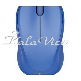 ماوس کامپیوتر لاجیتک M317 Blue Bliss Wireless Optical