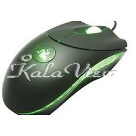 ماوس کامپیوتر Razer Copperhead Green