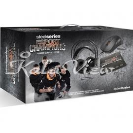 ماوس کامپیوتر Steelseries Esport Champions Gaming Gear Collection Bundle