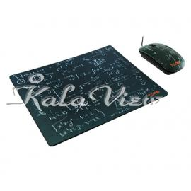ماوس کامپیوتر Tonb With Pad TMO 292 BlackBoard